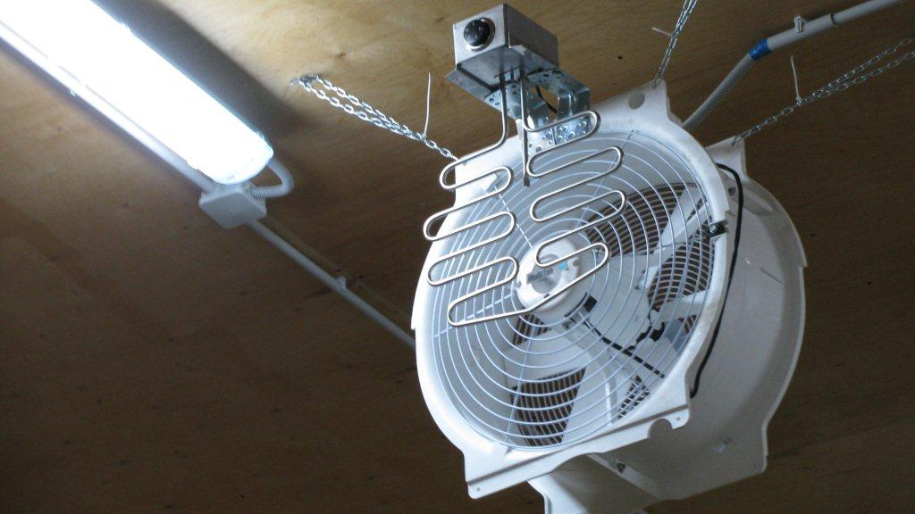 Drying Recirculation fan (1)