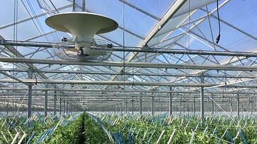 Multifan V-FloFan Greenhouse P