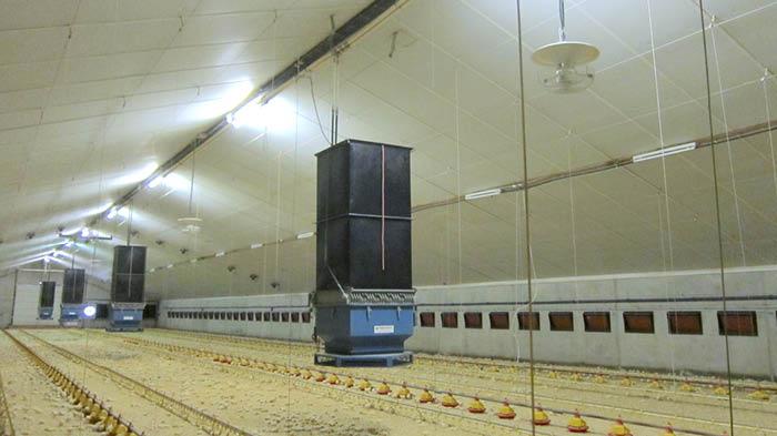 Multifan V-FloFan avícolas