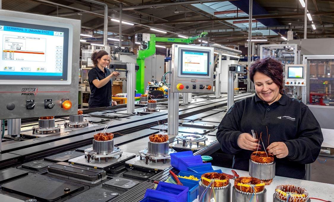 Factory VV motors