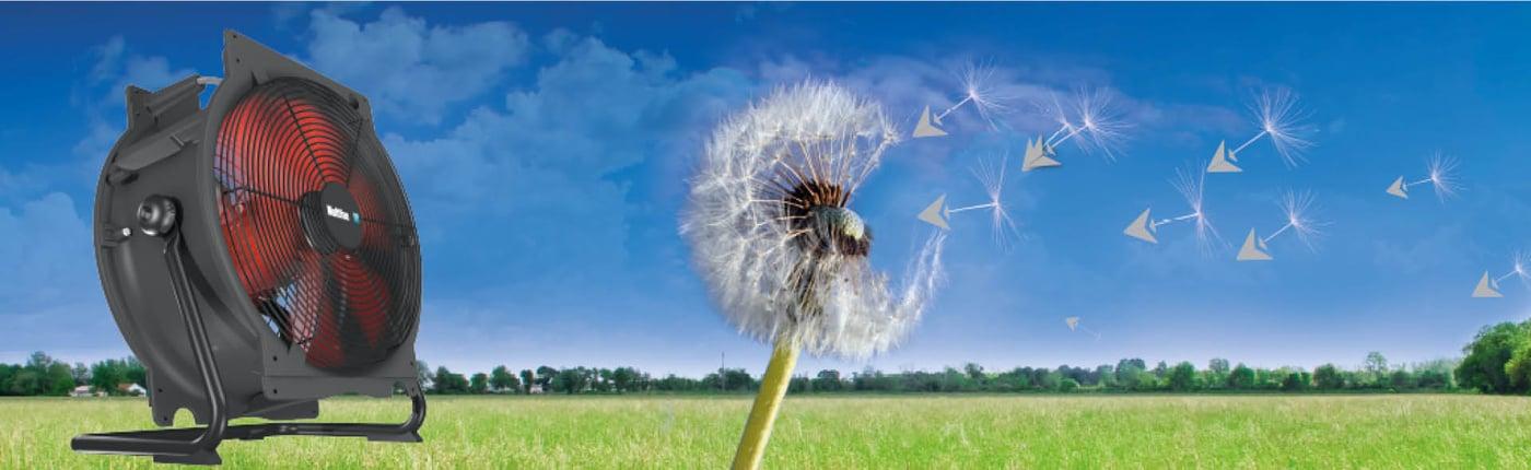 Vostermans Ventilation durabilité
