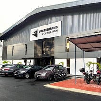 Vostermans Ventilation MYS Tmn Klang Jaya Malaysia R