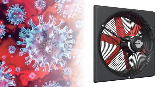 Importance of ventilation corona virus