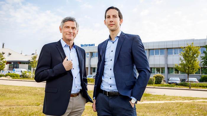 Vostermans Companies Henk Vostermans Joris Vostermans L