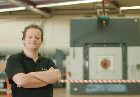 Vostermans Ventilation Rolf Career L