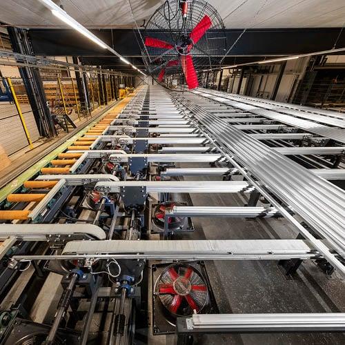 多風扇平板風扇工業