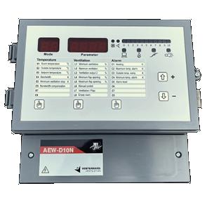 Mf Net Controlador digital climático AEW-D10N
