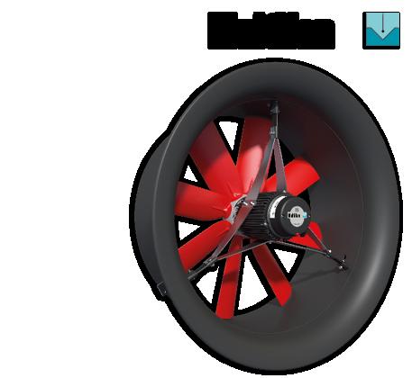 Multifan High Pressure Fan L