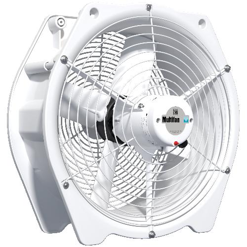 Multifan Ventilador de circulación horizontal