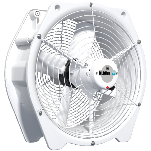 Multifan 水平循环风机