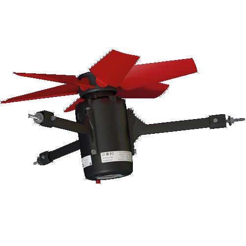 Multifan Ventilateurs pour cheminées