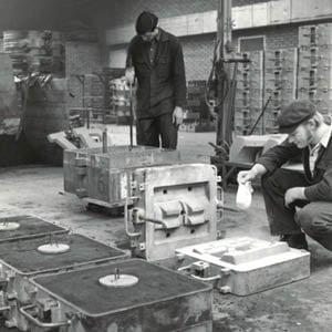 1965 – Création de Metaalgieterij Vostermans BV