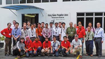 2005 Inicio de Vostermans Ventilation Malaysia