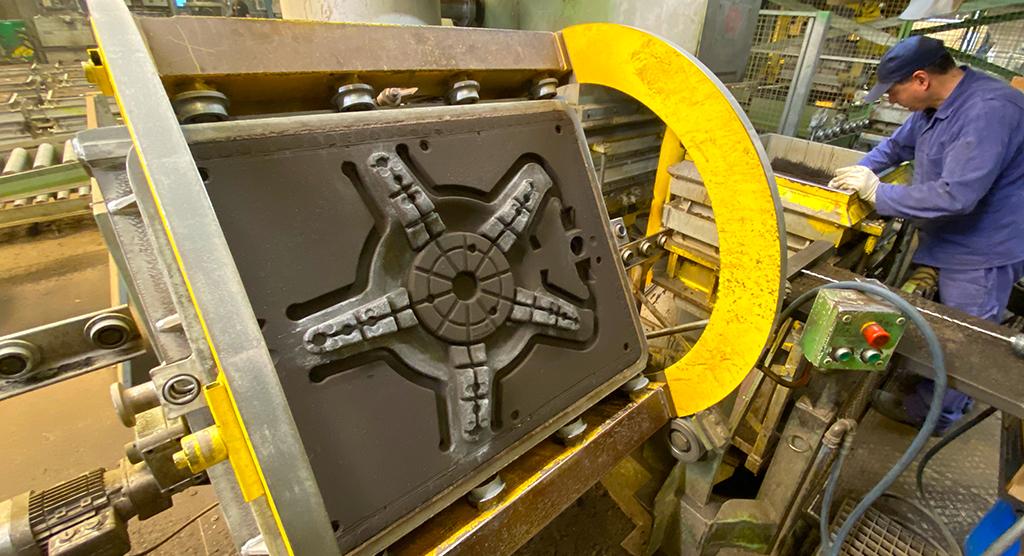VAF-Sand Casting Medical equipment