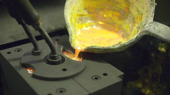 Vostermans Alu Foundries Gravity Aluminium Casting L