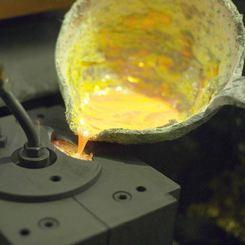 Vostermans Alu Foundries Aluminium Gravity Die Casting R