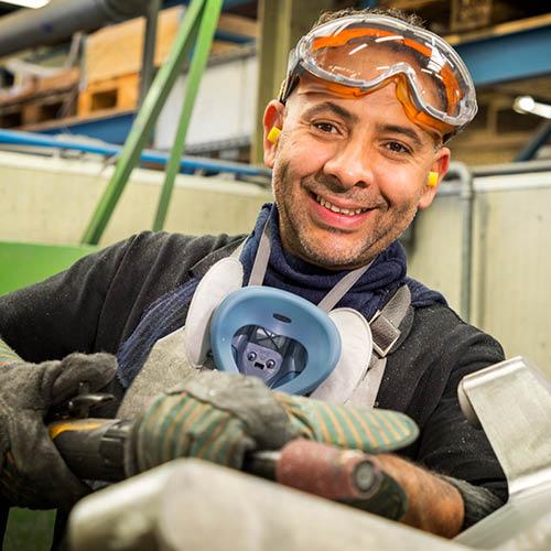 Vostermans Alu Foundries Finishing Aluminium parts R
