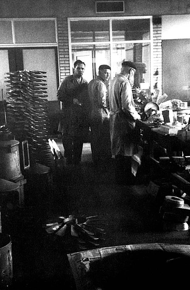 Vostermans Ventilation History P