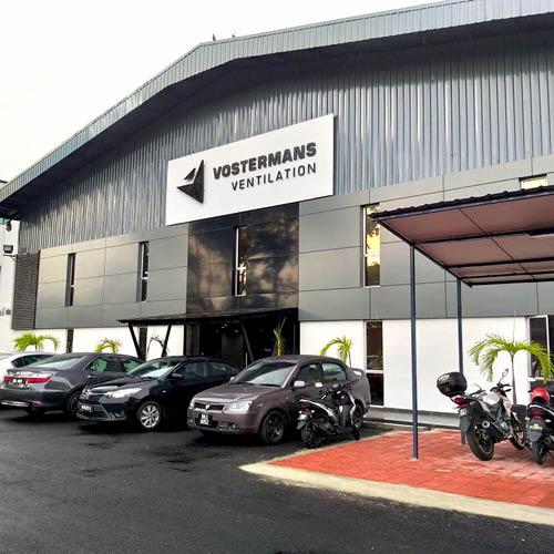 Vostermans Ventilation MYS Tmn Klang Jaya Malasia R